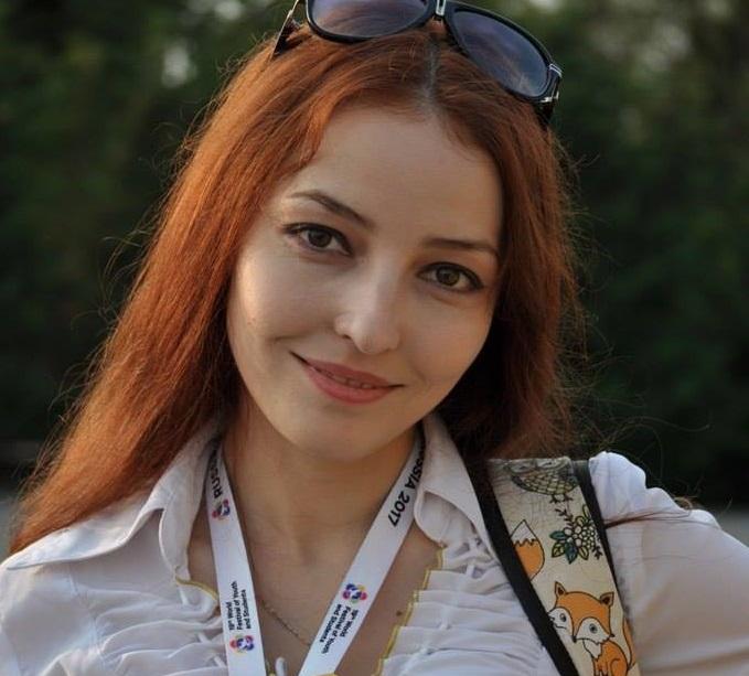 Кристина Убайдуллаева
