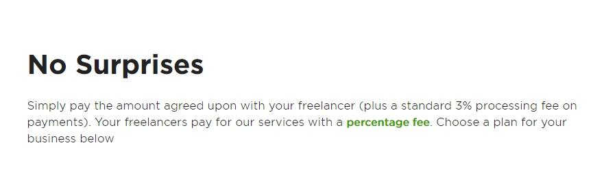 Client fee